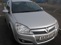 Vauxhall astra,new cambelt,just serviced,58 plate,1,7 diesel,80k,full service history,