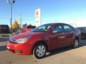 2009 Ford Focus SE ~Ridiculously Low Km ~Heated Seats ~Clean Uni