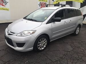 2009 Mazda MAZDA5 Manual, Third Row Seating,