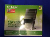 Router, Dual Band AC Link, TP750 BNIB