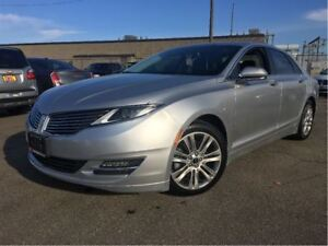2013 Lincoln MKZ LEATHER SUNROOF