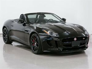 2015 Jaguar F-Type Convertible S CERTIFIED 6/160 @ 1.9% INTEREST