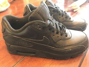 Nike Leather Air Max-90  practically new