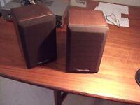 Relistic Minimus shelf speakers gwo