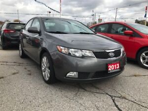 2013 Kia Forte 2.4L SX Luxury | LEATHER | ROOF