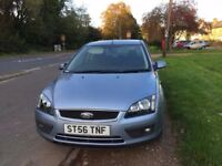 FORD FOCUS 1.6 PETROL SERVICE HISTORY NEW MOT