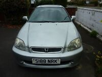 HONDA CIVIC - EXELENT RUNNER & very reliable