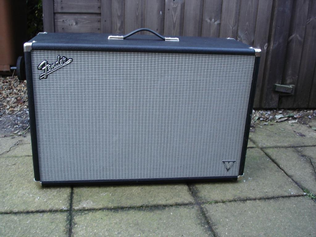Fender Bandmaster Speaker Cabinet Fender Bandmaster 2x12 Speaker Cabinet As New In Norwich