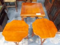 Nest of tables 32100C £35