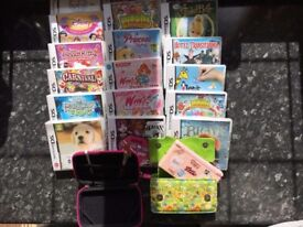 Ds lite plus 18 games