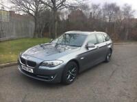 2011/60 BMW 520D✅SE TOURER✅FULL LEATHER✅CHEAPEST IN UK