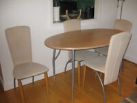 Dining table for sale.