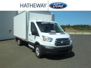 2015 Ford Transit 14 FT BOX