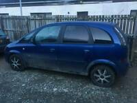 Looking to swap meriva for a 7 seater