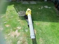 Challenge electric leaf blower