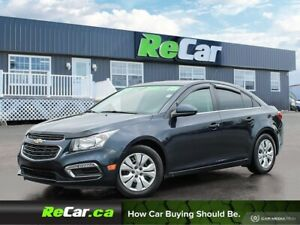 2015 Chevrolet Cruze 1LT BACK UP CAM | ONLY $54/WK TAX INC. $...