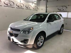 2015 Chevrolet Equinox LS/CARPROOF CLEAN/ AWD/ OnStar