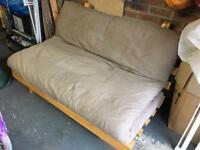 Futon sofa / bed