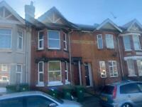 4 Bedroom house for Rent in Earls Road, Portswood.