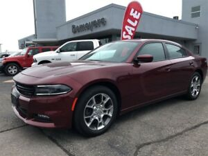 2017 Dodge Charger SXT AWD RARE
