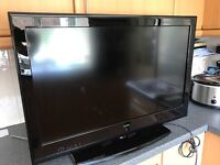 "ALBA 32"" LCD HD TV. LCD32947HD. £50."