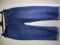 Ladies Next Cropped Jeans Size 10 BNWT