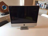 """Apple iMac 24"""" 2009 (faulty)"""