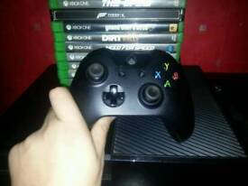 Xbox one, kinect and 12 games needs gone