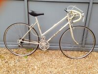 Classic 10 seed Claude Butler steel road bike Fully serviced