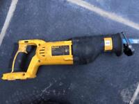 Dewalt xrp 18v recip saw