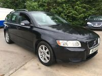 2010 Volvo v50 2.0td 6 speed estate