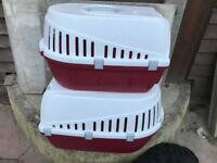 Pet Travel Carrier Cage