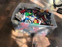 Big box of Lego bricks all sorts £40