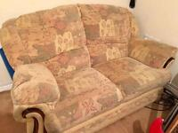 3 piece reclining sofa suite - La-Z-Boy recliners both end of 3 seater, offers accepted