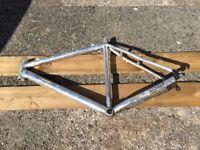 Retro Cannondale 3.0 Aluminum Frame