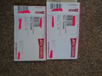 2 Tickets for Miss Saigon