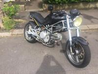 Ducati Monster 600 one of the kind mint and custom not 900 750 620 696
