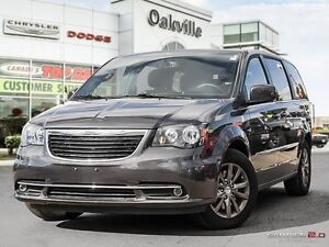 2016 Chrysler Town & Country S | LEATHER | BACK UP CAMERA | OPEN