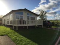 Luxury Pemberton Rivendale lodge 2016 model, Park Leisure Ribble Valley owners only lodge park.