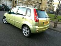 2007 FORD FIESTA 1.4 ZETEC CLIMATE MANUAL PETROL MOT TILL DECEMBER 2018