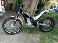 Sherco 320T trials bike