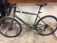 Chris hoy Shizuoka bike, Hybrid bike