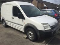 Ford transit connect van breaking for parts spares