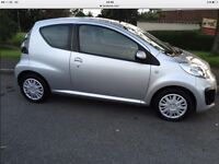 2012 CITREON C1 VTR FREE ROAD TAX