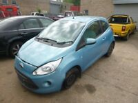 FORD KA - BK11JXZ - DIRECT FROM INS CO