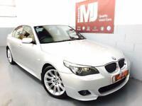 2008 BMW 525d M SPORT ** ONLY 74k **