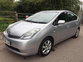 Toyota Prius 1.5 Hybrid T3 CVT 5dr HPI CLEAR