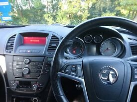 Vauxhall Insignia Car