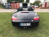 Porsche Boxster 2.7L 2002