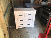 Nice shabby chest of drawers